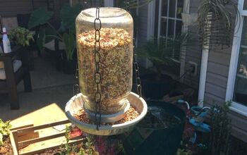 10 Minute Bird Feeder