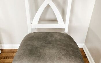 How To Re-cover Chair Cushions