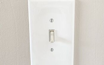 The Easy Fix for Perfect Outlets & Switches for Under $5