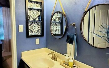 Update Your Bathroom With This Medicine Cabinet Hack