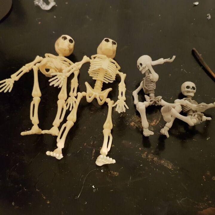 creepy halloween goblet