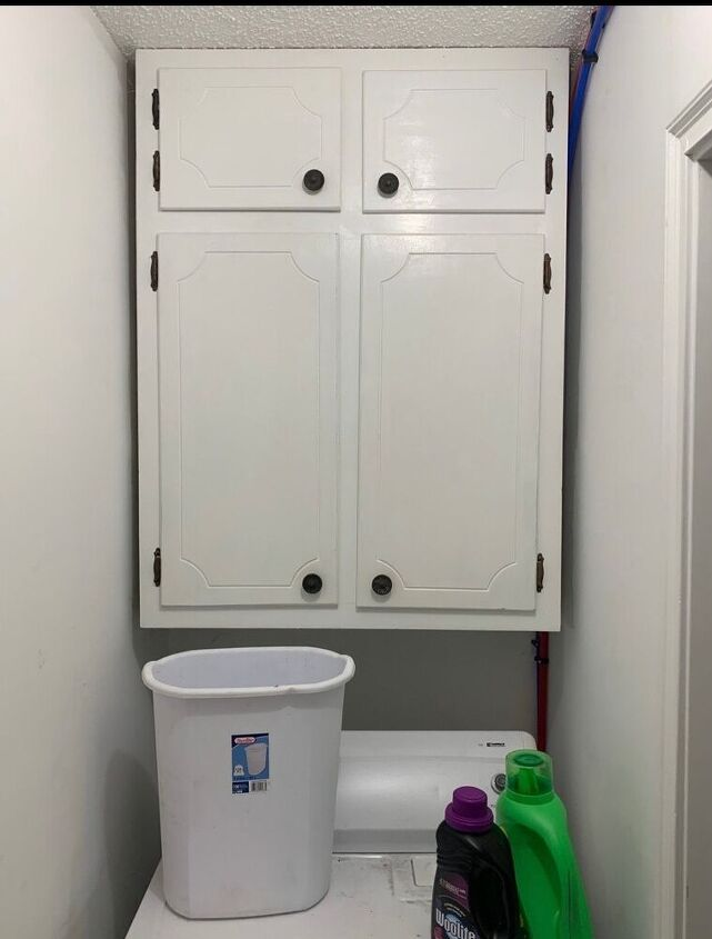 0 laundry room update