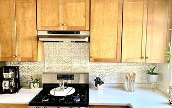 Next Level Backsplash Makeover