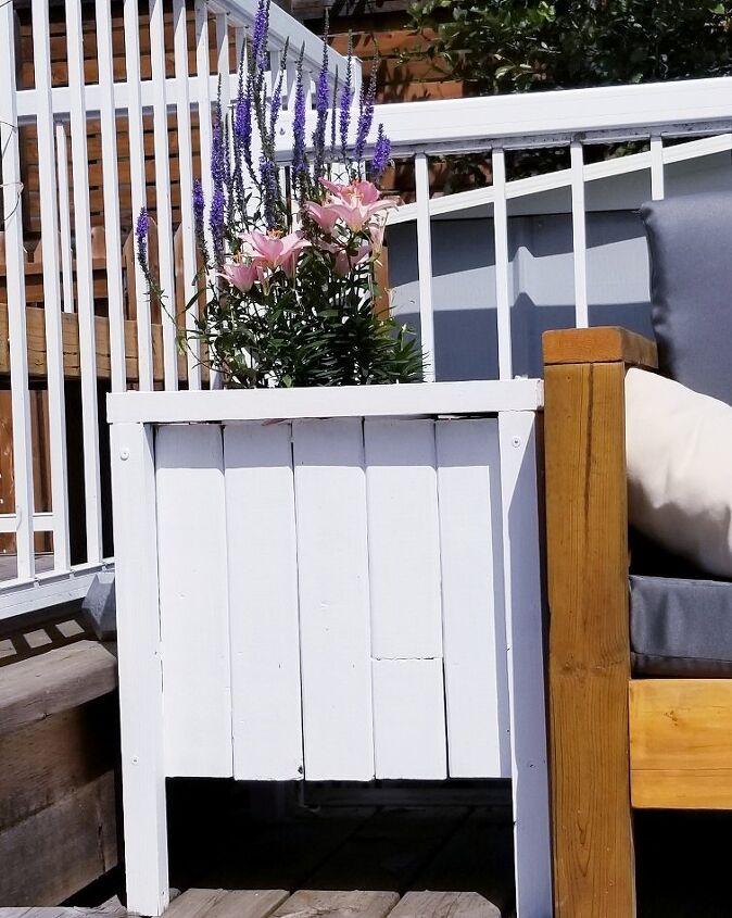 diy container planters