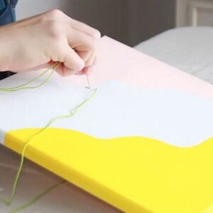 Modern Embroidery Art