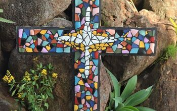 3D Mosaic Cross