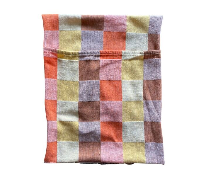 easy ruffle throw pillow
