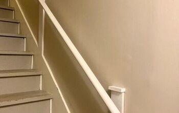 How to Fix a Stair Railing That Has Pulled From Sheetrock.