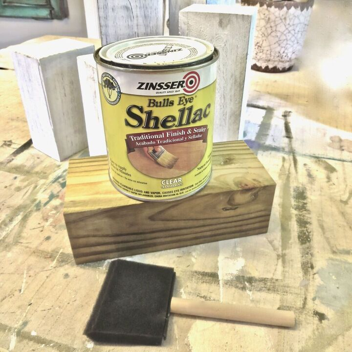 make 9 rustic shelves using 1 fence post