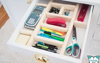Easy Custom Drawer Organizer