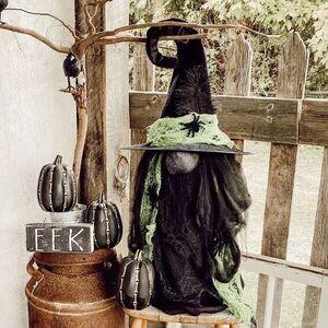 Spooky Halloween Gnome