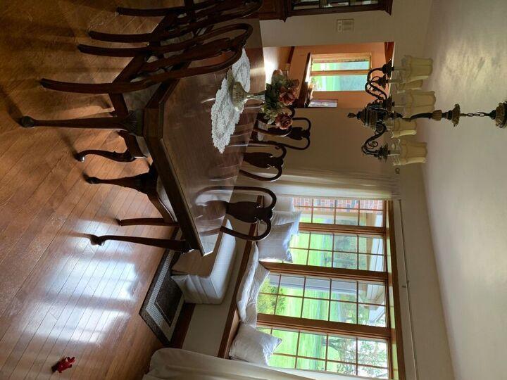 q update 70 s dining room