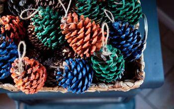 Firestarter Pine Cones (Beautiful Gift!)
