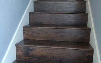 Laminant Staircase Upgrade