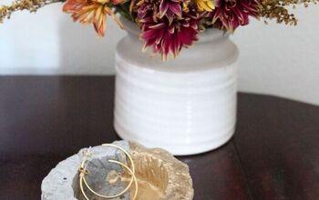 DIY Concrete Decorative Bowls