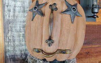 Junk Pumpkins With Sugru -  Cutest Jack O' Lanterns Ever!
