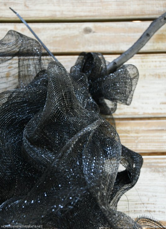 diy witch broom for halloween