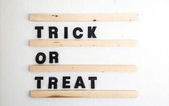 Create Your Own Wall Letterboard!
