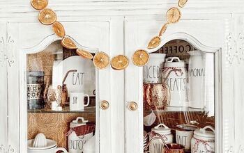 Easy and Simple Orange Garland