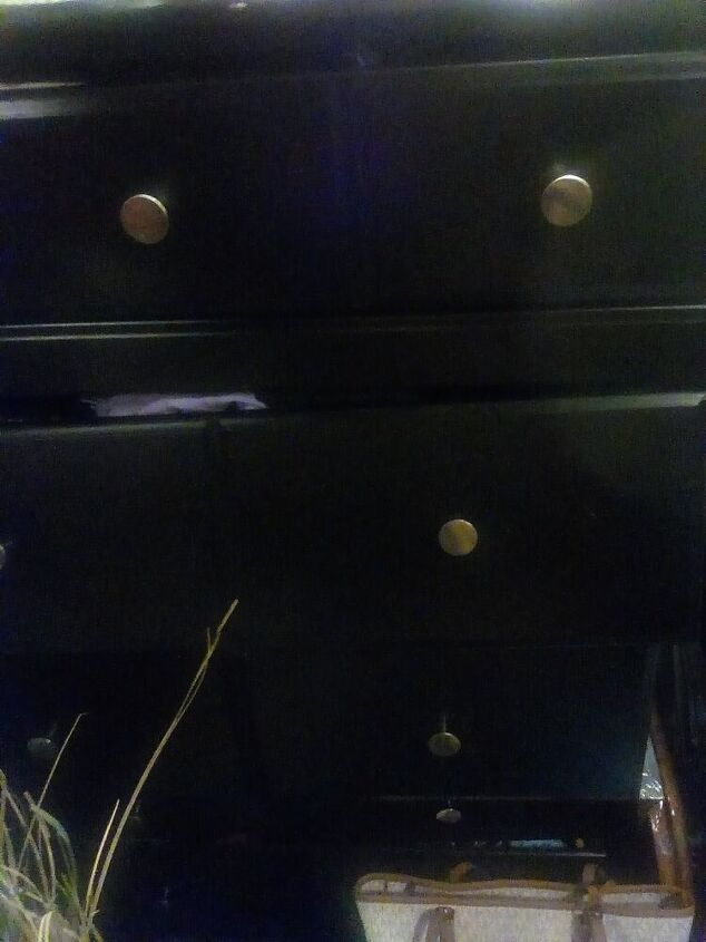 q how do i stop dresser drawers from falling down on top of each other