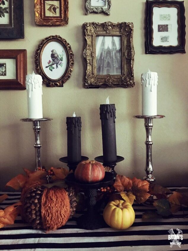easy faux candles