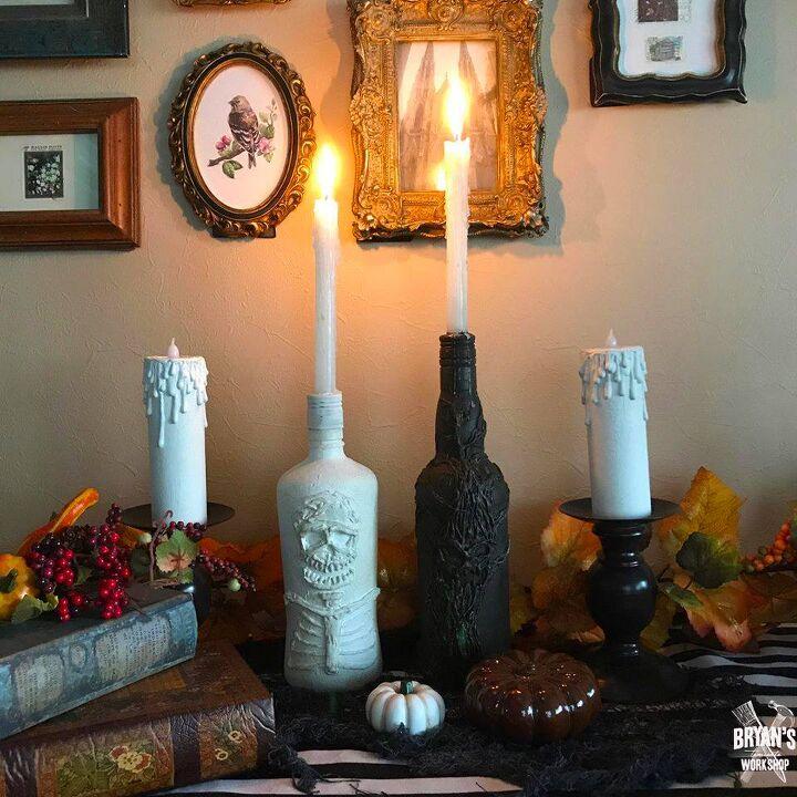 last minute easy halloween crafts