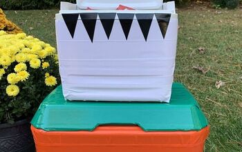 Upcycled Cooler Candy Buckets