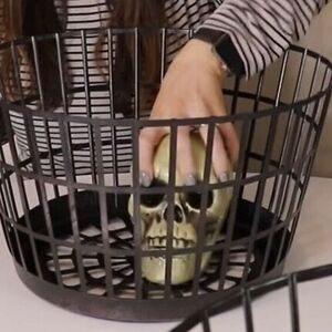 Hanging Halloween Cages