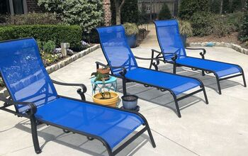 Refreshing Patio Loungers
