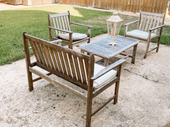refinish your outdoor furniture for just 25 easy how to guide