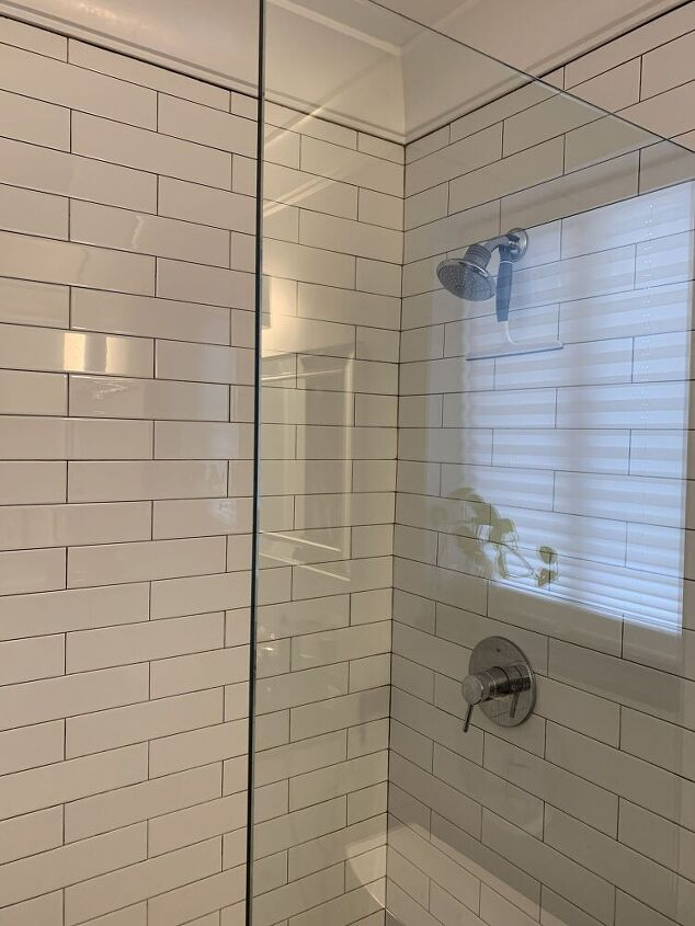 how to keep your shower glass clean for weeks