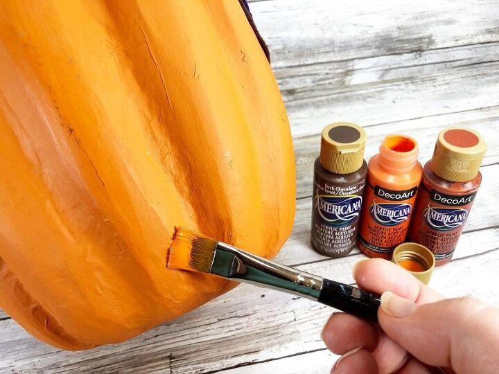 no carve halloween owl pumpkin