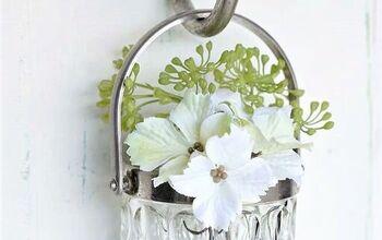 DIY Wall Vase