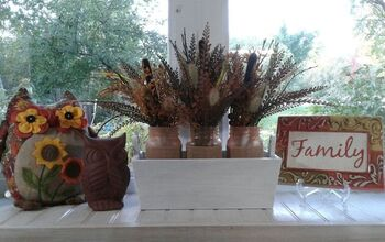 So Long Summer-Hello Fall Centerpiece