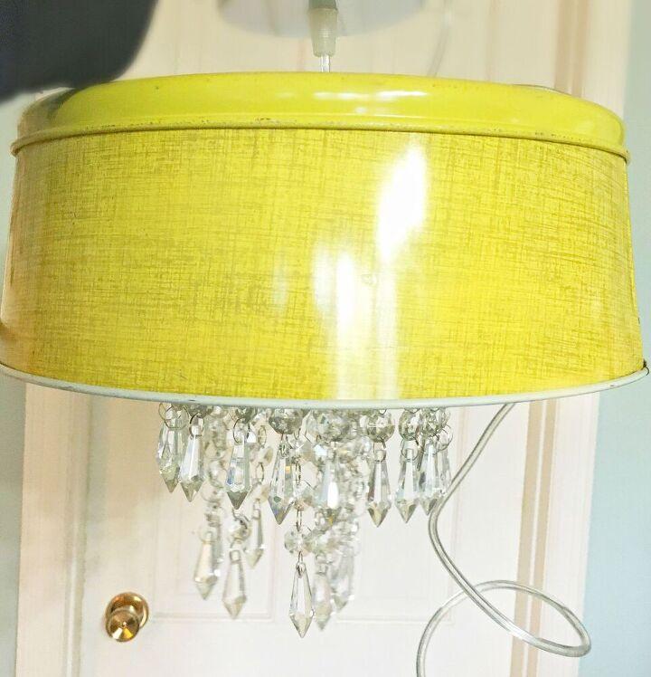 perfect mini chandelier