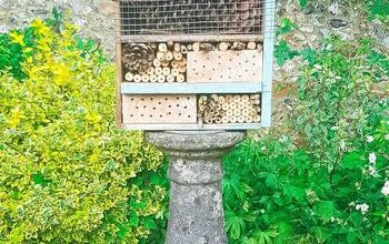 Make an Insect Hotel From an Old Drawer