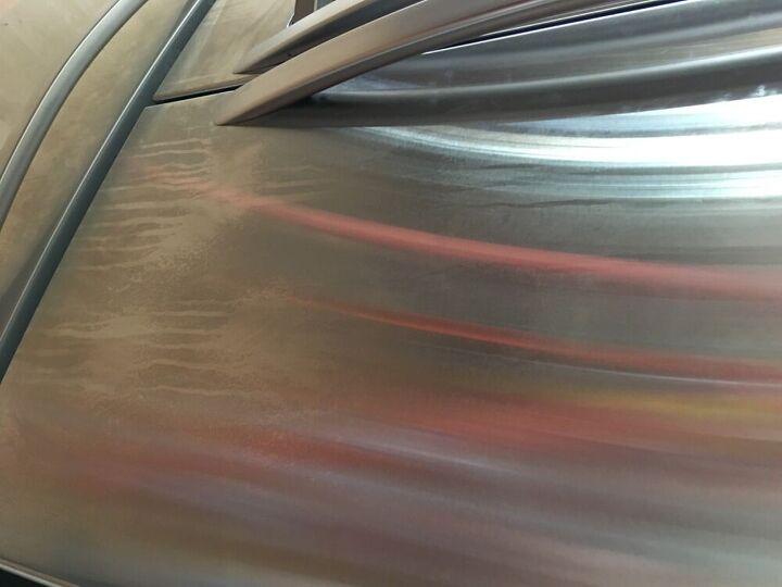 q streaks on stainless steel refrigerator