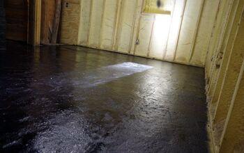 Rust-Oleum RockSolid Flooring Kit - Our Basement Floors