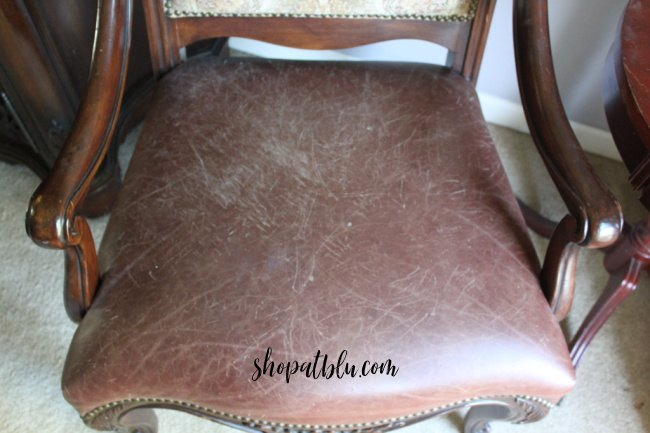 how to restore leather seats
