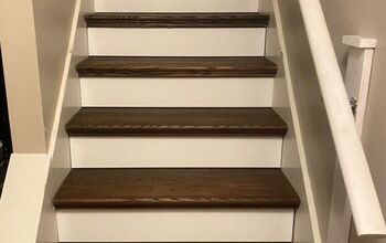 How to Use Stair Caps to Update Your Stairs