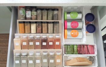 Organize Your Spice Drawer With This DIY