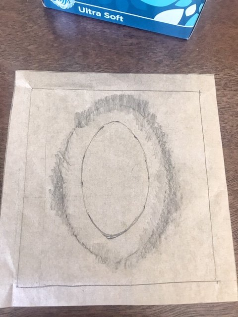 fabric tissue box cover diy