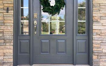 Curb Appeal-Front Door
