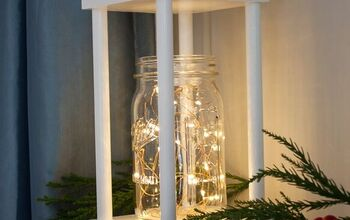 How to Make a Wood Lantern