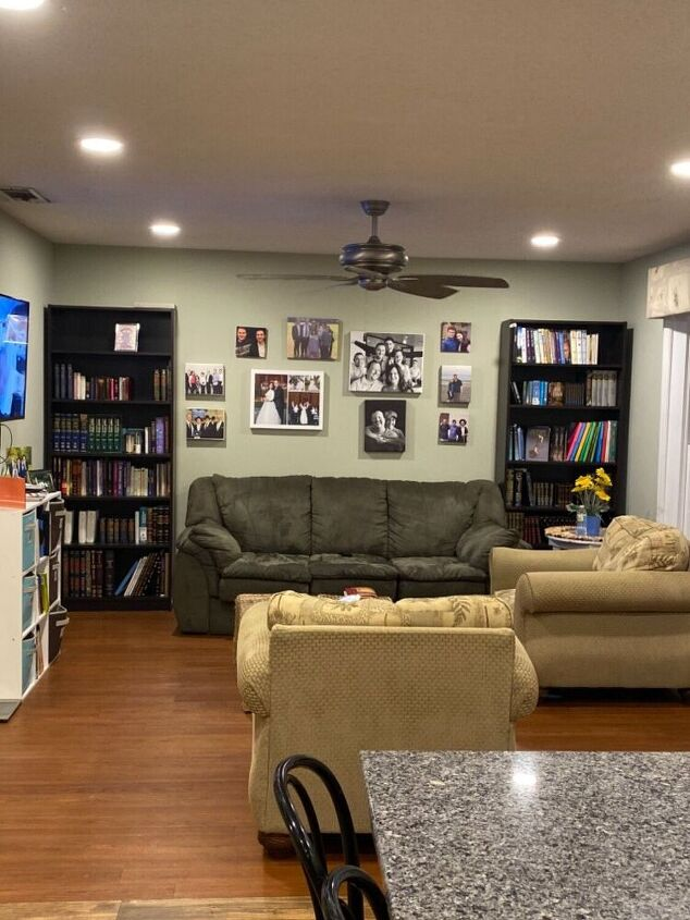 q recommendations for new furniture and set up