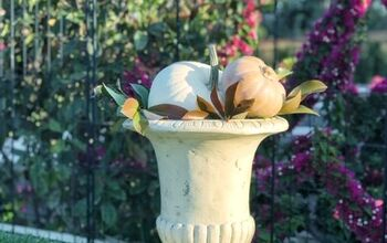 How To Age An Urn With Dirt