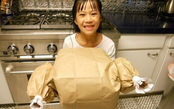 Paper Bag Turkey - No Oven Required!