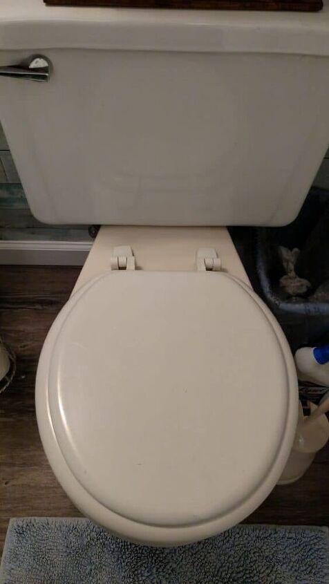wallpapering my toilet lid