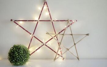 Decorative Luminous Star for Christmas