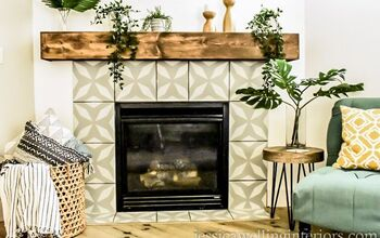 20 Fireplace Makeovers That Will Get Your Home in Shape for the Cold